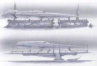 H-Typ Yacht concept art