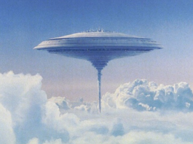 Image result for cloud city