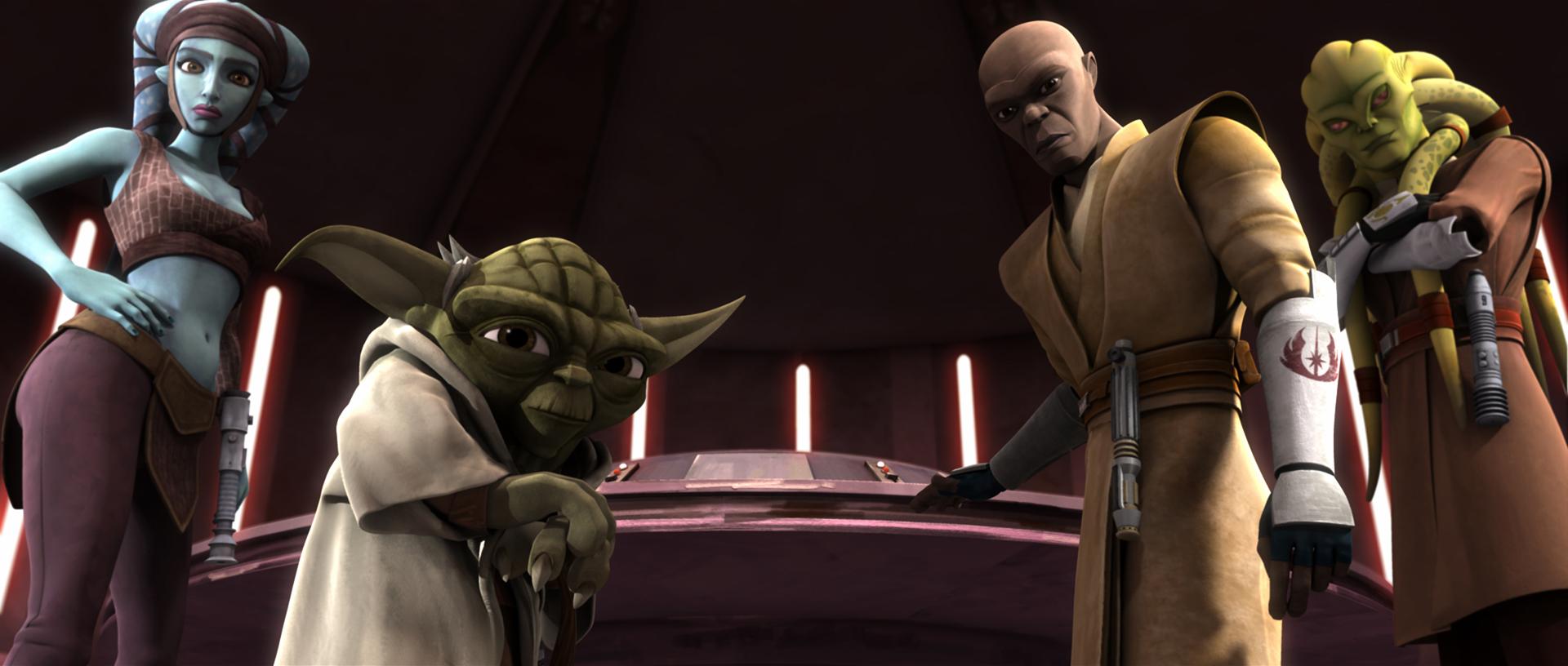 Blue eyed Jedi ? - Star Wars: Force and Destiny RPG - FFG