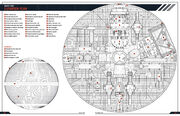 Death Star Owner's Technical Manual blueprints