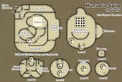 Hunvar's Spire