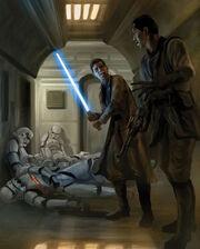 Jedi Twilight by Chris Scalf