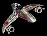E-7 E-wing multi-role starfighter SoT