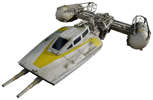 Y Wing Png Y-wing starfighter - W...