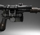 DL-44 블래스터 권총