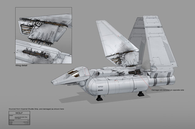 File:Gathering Forces Imperial Shuttle Concept Art.jpg