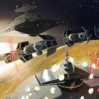Orbital bombardment SWGTCG