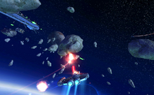 Space combat SWTOR