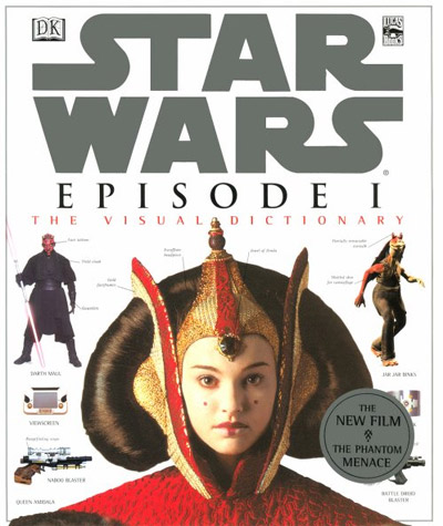 star wars episode i the visual dictionary wookieepedia