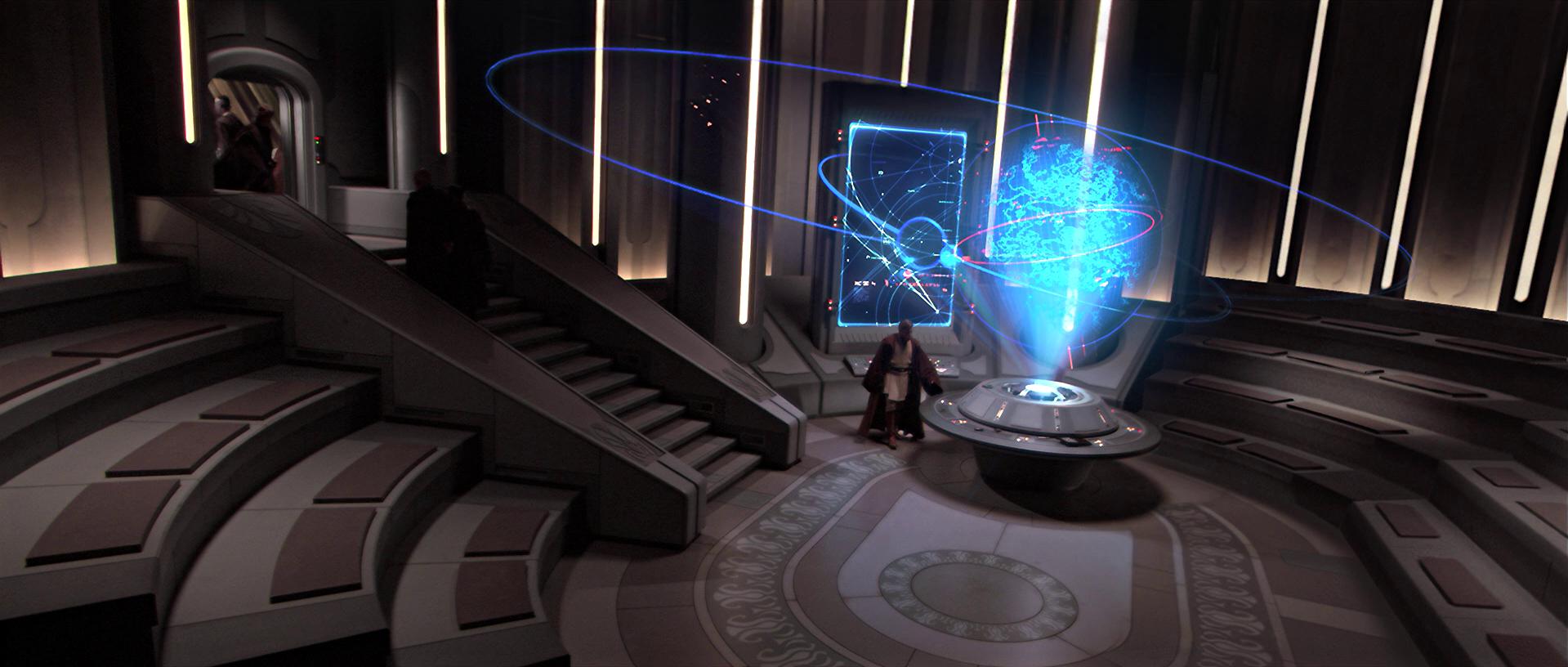 Jedi Temple Communication Center Wookieepedia Fandom