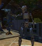 Mark III training droid