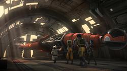Rebels see Blade Wing