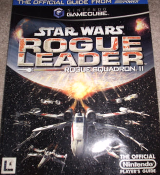 Star Wars: Rogue Squadron II: Rogue Leader: The Official ...