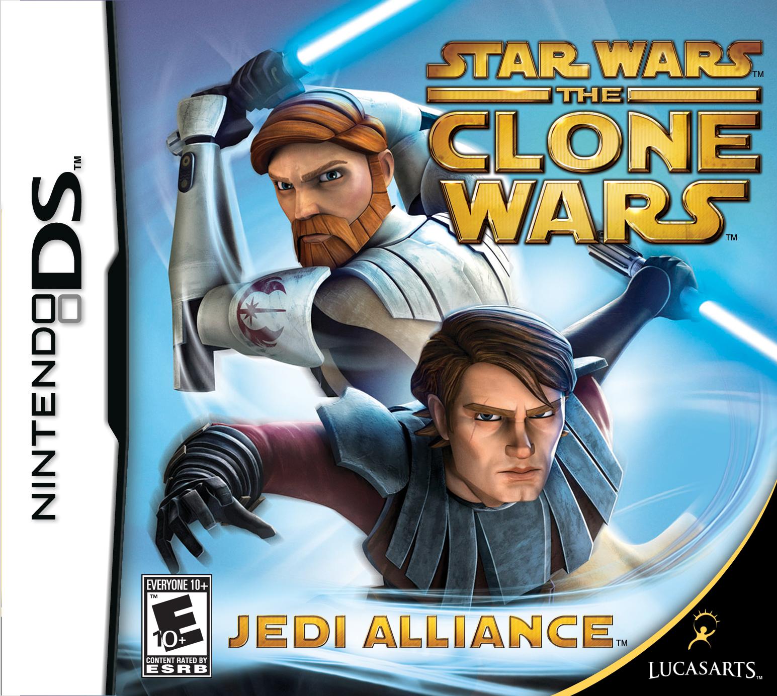 star wars the clone wars das spiel