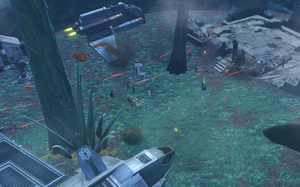 Battle of Yavin Revan