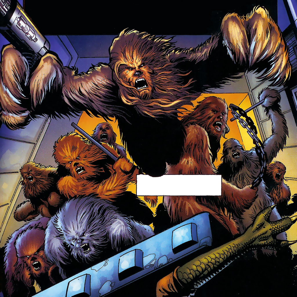 Pity, that Adult art wookiee not