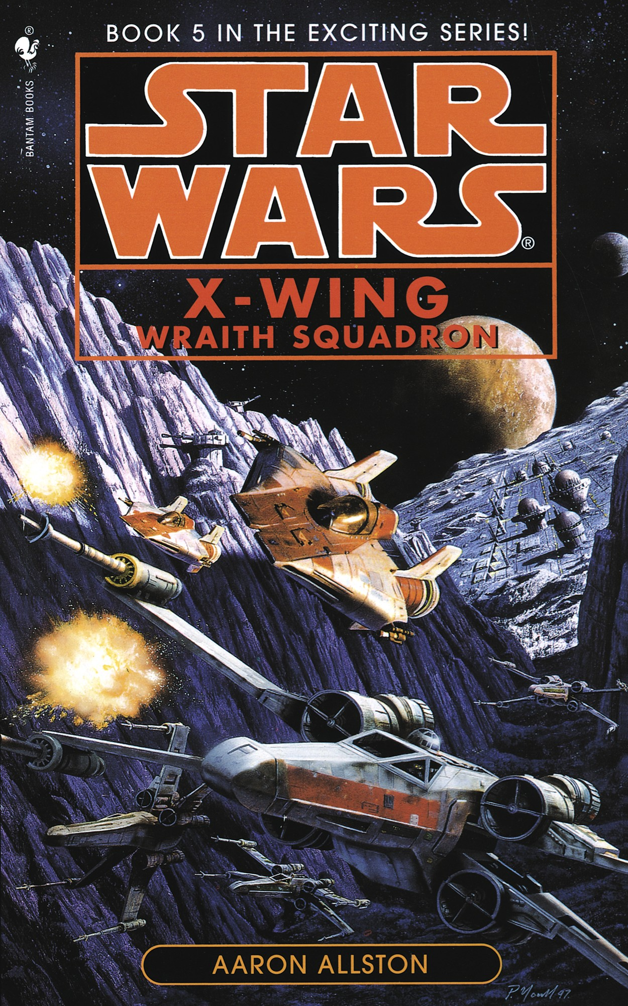 Image result for x wing wraith squadron