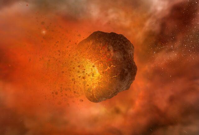 File:Exploding asteroid.jpg