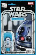 Star Wars Vol 2 6 Action Figure Variant