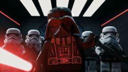 Vader stormtroopers Zanders Joyride