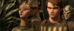 Anakin and Miraj
