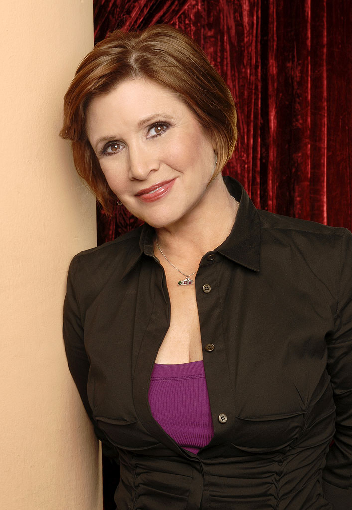 Carrie Fisher Nude Photos 87