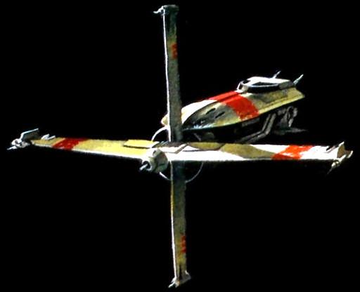 CF9 Crossfire starfighter | Wookieepedia | Fandom powered ...