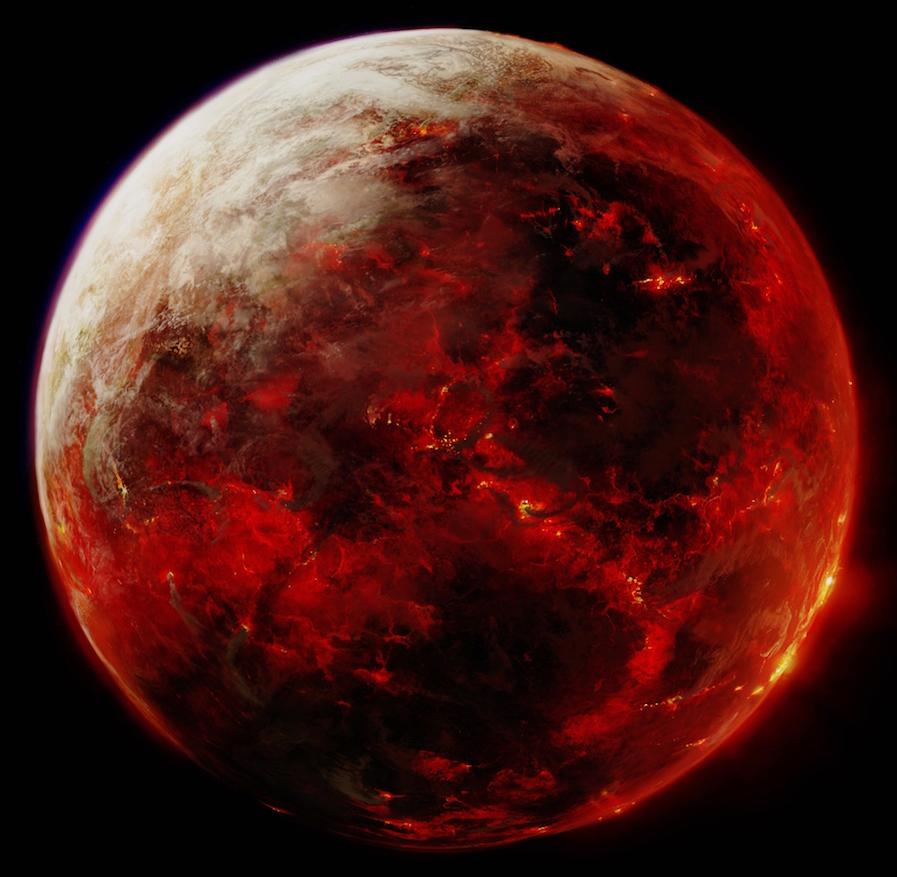 Vader Arrives on Mustafar - Revenge of the Sith [1080p HD] - YouTube