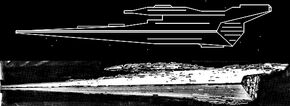 Atari ESB ship