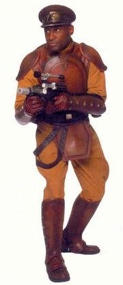 Naboo Security Guard