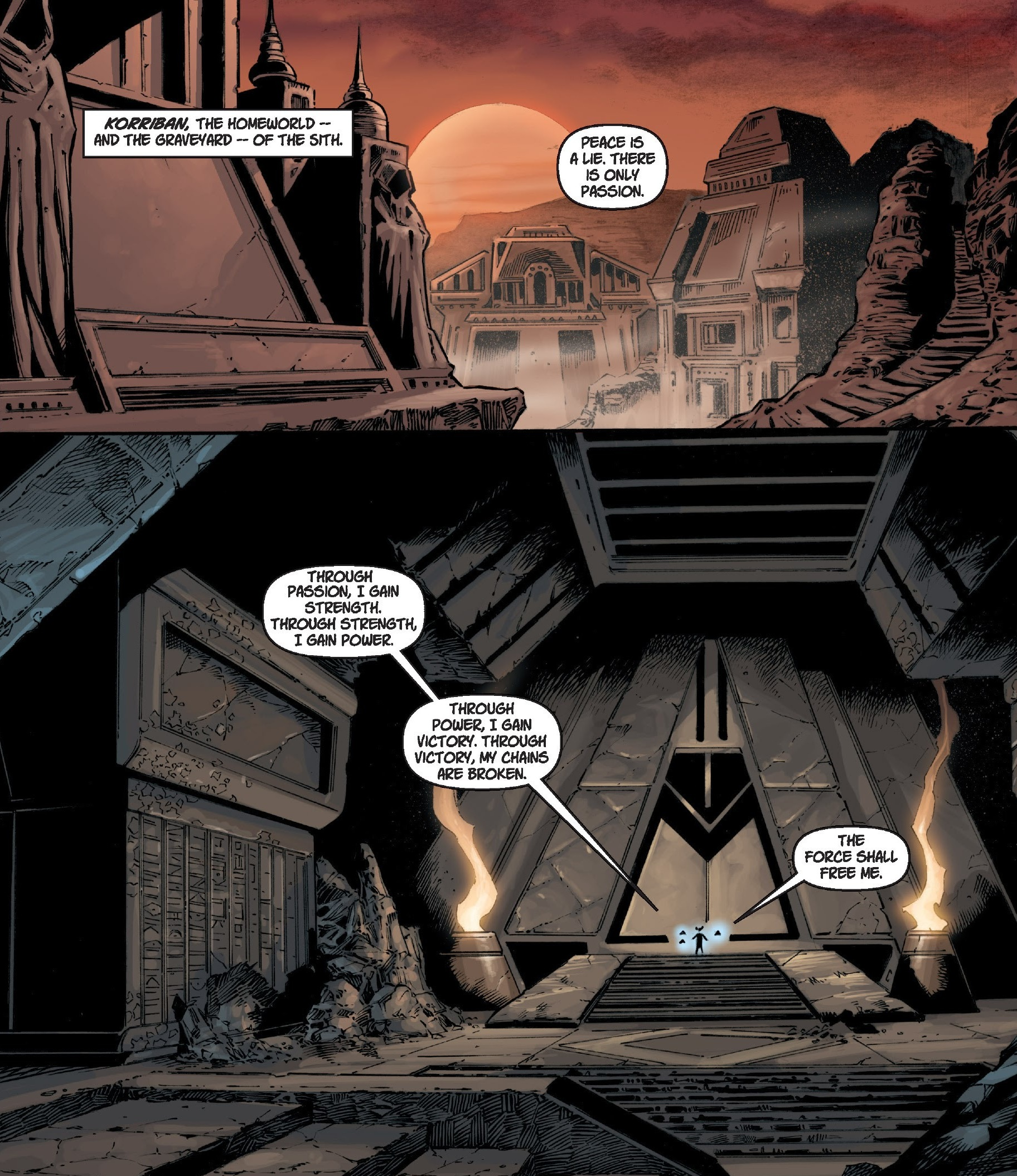 The Sith City