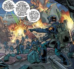 Tarkin Paramilitary Troops