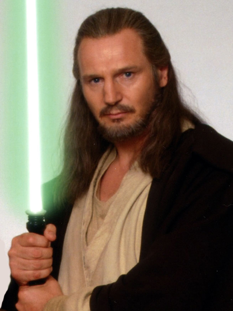 Image result for Qui-gon Jinn