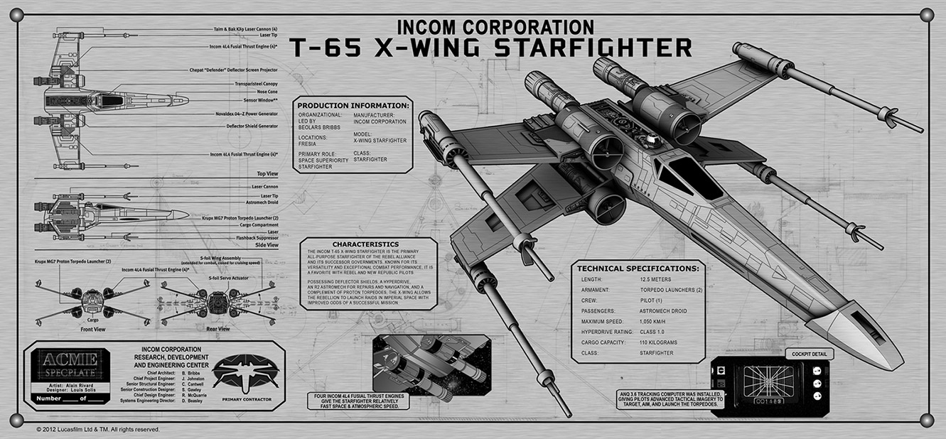 I need these ACME images to be improved so their text is legible. X Wing Schematics on at-at schematics, halo warthog schematics, y-wing schematics, b-wing schematics, tie interceptor schematics, a wing fighter schematics, slave 1 schematics, minecraft schematics,