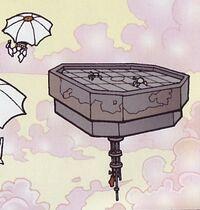 Yorn Skot floating platform