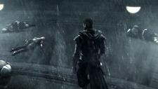 Galen Marek dark clone looks at Juno
