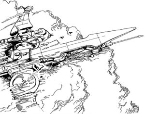 Sky-Dreadnaught Maxion