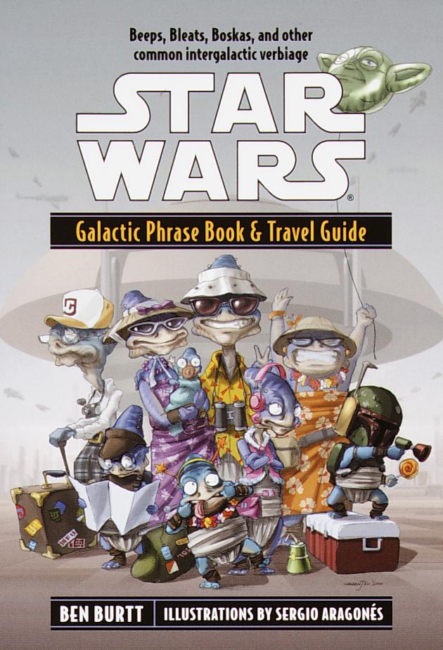 Book Pro Galactic Phrase Book Travel