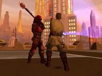 Jin'ha on Coruscant