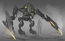 TFU2 - Terror Biodroid 2