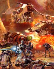 Battle of Geonosis NEC.jpg