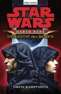 Darth Bane Dynasty of Evil German