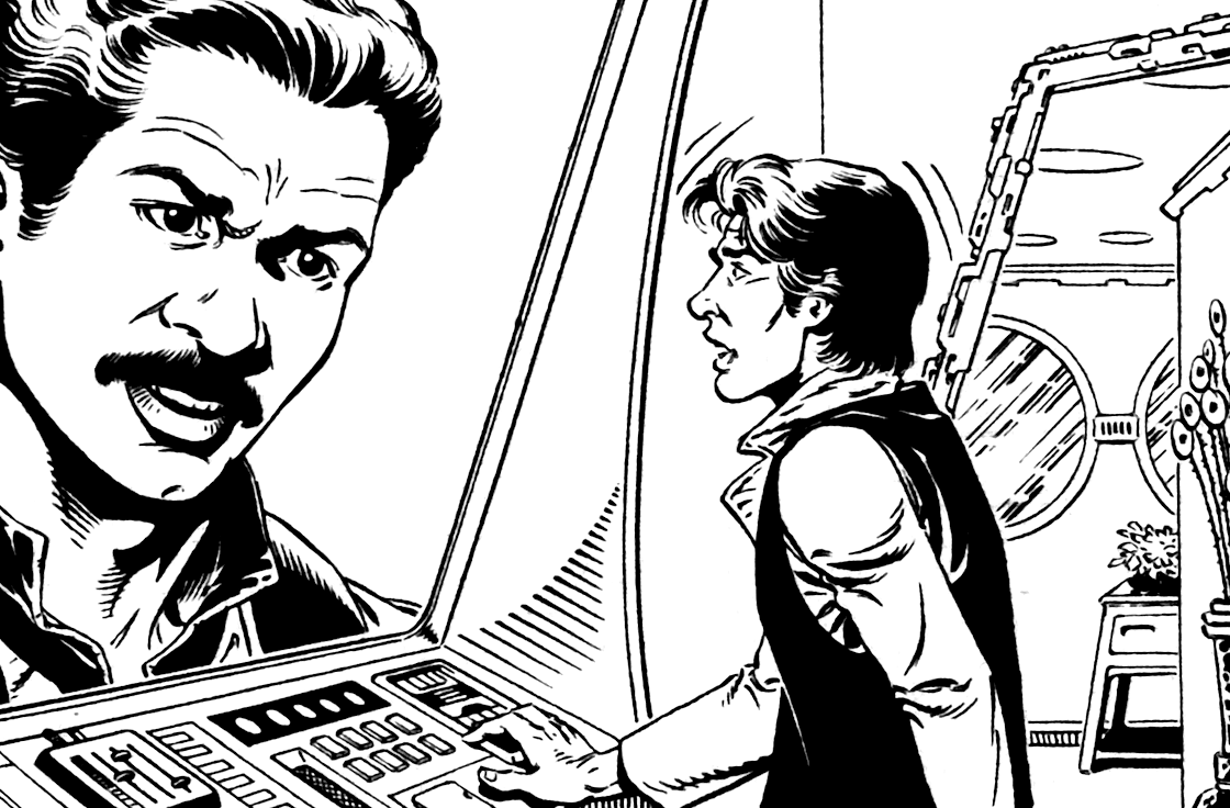 Han solo 39 s sky house wookieepedia fandom powered by wikia for Han solo coloring pages