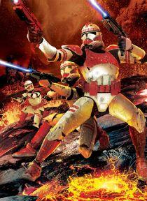 Shocktrooper Unleashed