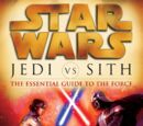 Jedi vs. Sith: The Essential Guide to the Force (실세계 도서)