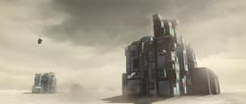 Bio-Cube Cities