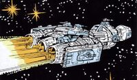 Blockade runner luke
