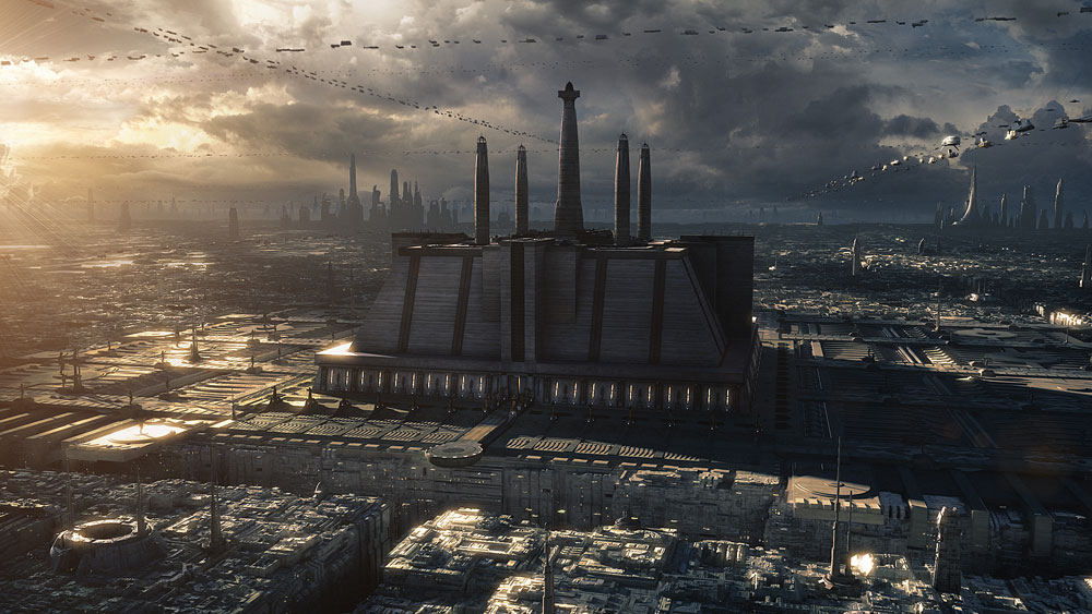 speculation the old jedi temples the cantina
