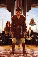 Star Wars Kanan 8 Textless Cover