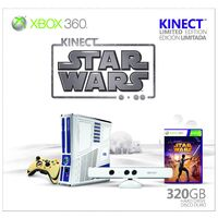Kinect Star Wars Limited Edition